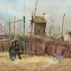 Неизвестную публике картину Ван Гога впервые выставили на всеобщее обозрение