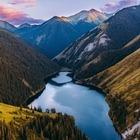 Кольсайские озера включили во Всемирную сеть резерватов ЮНЕСКО
