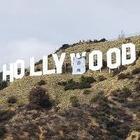 В США надпись Hollywood заменили на Hollyboob