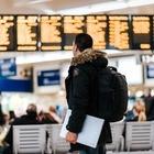 В аэропортах Алматы и столицы усилили меры досмотра пассажиров