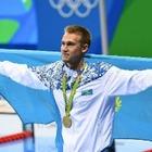 Воры украли зеркала с автомобиля олимпийского чемпиона Дмитрия Баландина