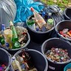В трех городах Казахстана откроют заводы по сортировке мусора