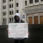 Политактивистка Камилла Шоканова намерена ежедневно выходить на пикеты
