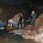 В пещеру с детьми в Таиланде по ошибке закачали воду