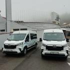 Электро-такси запустили на Медеу и Шымбулаке