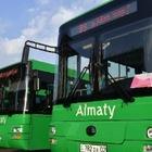 В Алматы автобусы начнут фиксировать нарушения водителей