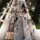 В Алматы реконструируют три центральные улицы