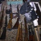 В Алматы полицейские накрыли подпольный цех по переделке оружия