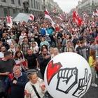 В Беларуси прошел протест возле резиденции президента