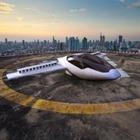 В Германии презентовали летающее такси