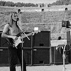 Группа Pink Floyd выложила легендарный концерт Live At Pompeii на YouTube