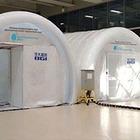 Фонд Булата Утемуратова приобрел два мобильных комплекса для тестирования на COVID-19