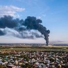 Пожар на складах по Кульджинке ликвидирован