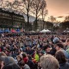 1,5 миллиона человек вышли на протестную акцию во Франции