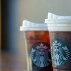 Сеть кофеен Starbucks откажется от пластиковых трубочек