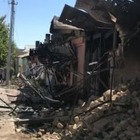 Последствия взрывов: В Арыси повреждено около 80%-90% сооружений