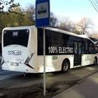 В Алматы запустили новый маршрут с электроавтобусами