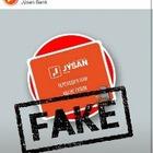 Мем с могилой Kaspi якобы от Jysan Bank появился в сети. Банк заявил, что это фейк