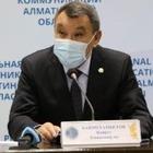 Главный санврач Алматинской области умер от пневмонии