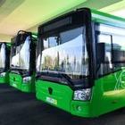В Алматы некоторые автобусы изменят свой маршрут