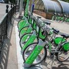 Прокатные велосипеды Алматы впервые переводят на зимнюю резину