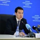 Алихан Смаилов: «На восстановление Арыса нужно более 34 миллиардов тенге»