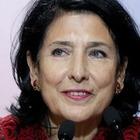 Саломе Зурабишвили отказалась от президентской зарплаты