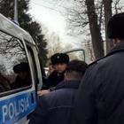 В Алматы начался митинг Демпартии Казахстана