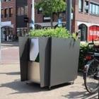 В Амстердаме теперь можно справить нужду в писсуар с коноплей. И внести вклад в озеленение города