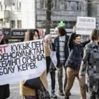 Феминисткам отказали в проведении мирного шествия в Алматы