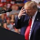 В США начали процедуру импичмента Трампа