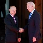 О чем говорили Путин и Байден, когда встретились в Женеве