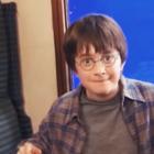 Гарри Поттер вернулся: В сети появились редкие кадры со съемок первой части