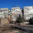 Конкурс на реконструкцию фасада «Трех богатырей» начался в Алматы