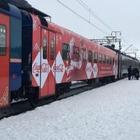 В Боровое будут ездить новогодние поезда с музыкой и коробочкой для пожеланий