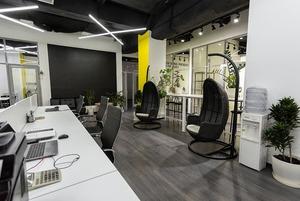 Как выглядит офис Lamoda