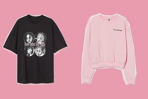 Новый стиль: Мерч от Blackpink, бренд Фиби Файло и коллаборация Comme des Garçons с Nike