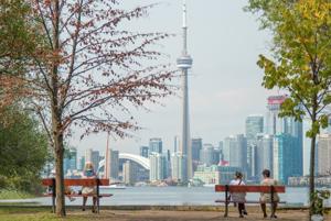 Сколько стоит жизнь в Канаде, Торонто?