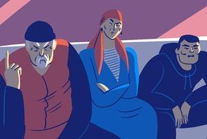 Как использовать формат «Клуба Романтики», чтобы говорить о краже невест в Центральной Азии