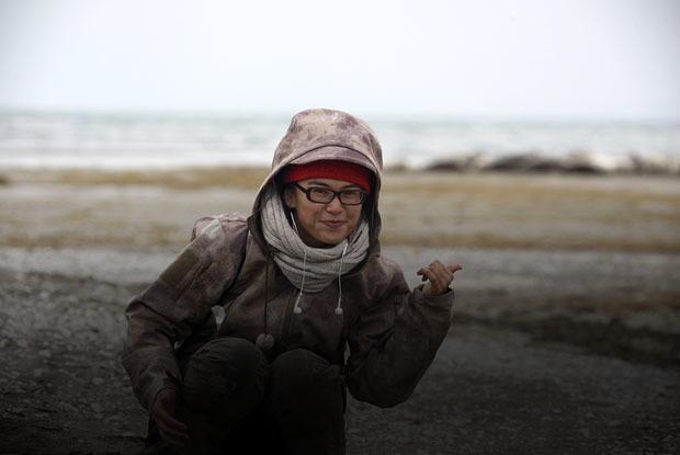 «Я снимаю тюленей на берегу Каспия»: История казахстанки Асель Баймукановой
