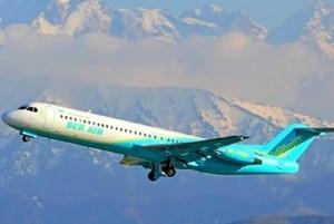В Казахстане приостановили полеты Fokker-100. Что известно о самолете?