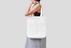 Ходить с холщовой сумкой