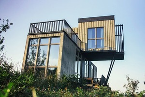 iHouse Almaty: Динара Жашибекова ― о том, как построить tiny house в Казахстане