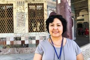 «Я бабушка и криптоконсультант»: История 57-летней Клары Акмурадовой