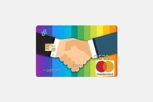 Forte Bank отказал казахстанцу в выпуске карты с ЛГБТ-символом