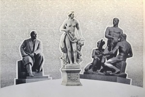 Коллективная выставка центральноазиатских художников «Вся жизнь коллаж!»