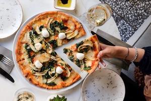 Где есть пиццу в Астане?