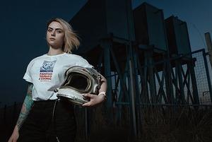 Вдохновляющие футболки от Baikonur