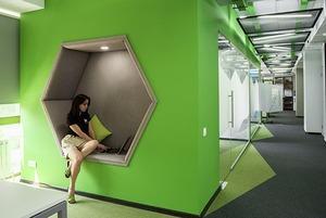 Как выглядит офис Kolesa Group