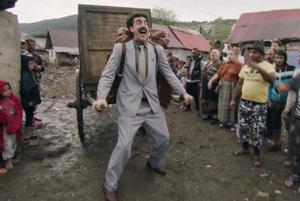 Фертильный танец, документалка и передача Netflix: Как «Борат» искал актеров второго плана